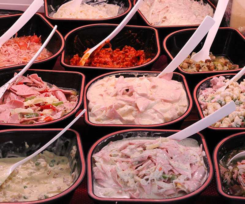 Metzgerei Feuchtwangen, Metzgerei Trumpp, Regionales Fleisch, Frische Salate